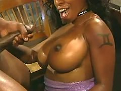 Lusty ebony sluts